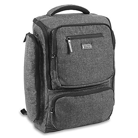 J World New York Novel Laptop Backpack