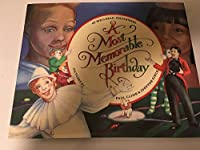 Most Memorable Birthday 0671778625 Book Cover