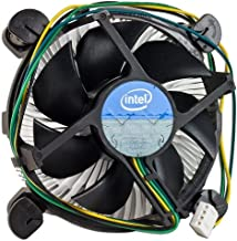 Gadgets World Intel Core i3/i5/i7 Socket 1150/1155/1156 4-Pin Connector CPU Cooler with Aluminum Heatsink & 3.5
