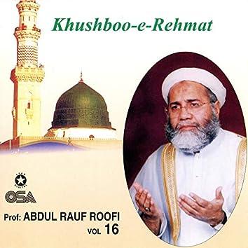 Khushboo-e-Rehmat, Vol. 16