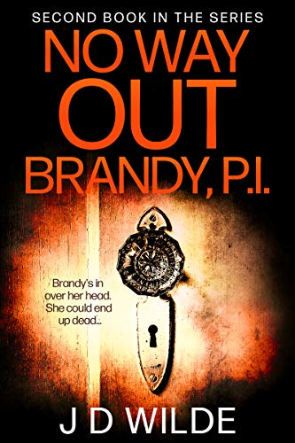 NO WAY OUT - BRANDY P.I. : a page-turning mystery thriller (English Edition)