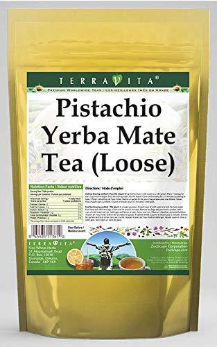 Pistachio Yerba Mate Tea Loose 4 556376 - Pack 3 High quality new oz ZIN: Max 65% OFF