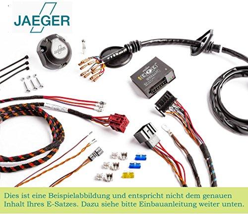 JAEGER Kabelsatz Anhängerkupplung für OPEL GRANDLAND X PEUGEOT 3008 SUV 5008 II