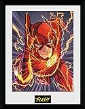 1art1 Justice League - The Flash Gerahmtes Poster Für Fans