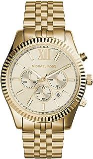 Michael Kors Gold Stainless Gold dial Dress Watch for Men MK8281