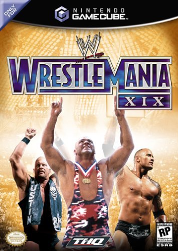 WWE Wrestlemania XIX (Renewed)