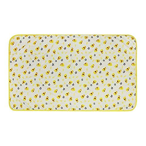 Morbido panno di cotone impermeabile bambino fasciatoio pad lavabile riutilizzabile Traspirante assorbente Baby Pannolini Fodere Materassino Urina Pad Pannolini