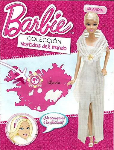 Barbie. Colección vestidos del mundo: Islandia