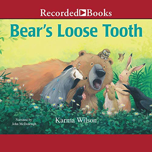 Bear's Loose Tooth audiobook cover art