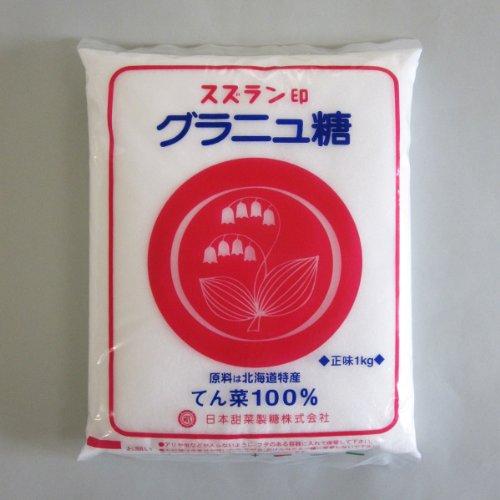 スズラン印『北海道産 グラニュ糖』