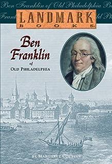 Ben Franklin of Old Philadelphia (Landmark Books) (0394849280) | Amazon price tracker / tracking, Amazon price history charts, Amazon price watches, Amazon price drop alerts