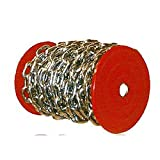 Cadenas Ciro 3-Mm-Z-Bobina - Cadena ind 3mm bobina 63mt 10kg esl.recto cincado ciro 10 kg
