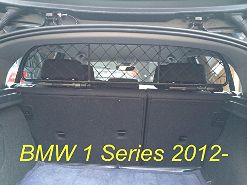 ERGOTECH Trennnetz Trenngitter Hundenetz Hundegitter für BMW 1er 5 Türen - ab BJ 2012