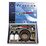 Paasche H-202S Airbrush Kit with Anodized Aluminum Handle