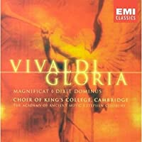 Vivaldi: Gloria in D (RV589), Dixit Dominus in D (RV594), and Magnificat in G Minor (RV610) (2002-05-07)