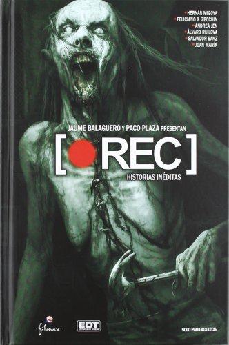 [Rec] 1: (Historias inéditas) (Popcorn)