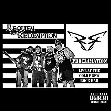 Proclamation (Live)