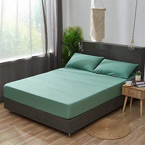 HNLHLY eenvoudig beddengoed, Bed & Breakfast Hotel Pure Color, katoenen beddengoed