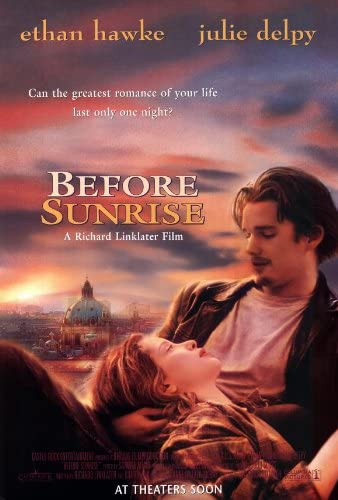 Amazon.com: Before Sunrise 27 x 40 Movie Poster - Style A: Lithographic  Prints: Posters & Prints