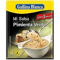 Gallina Blanca - Salsa Pimienta Verde - 50 gr