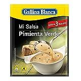 Gallina Blanca - Salsa Pimienta Verde - 50 gr...
