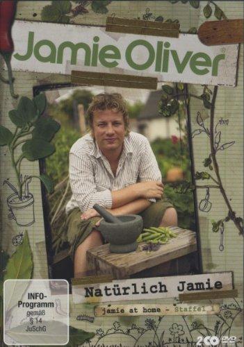 Jamie Oliver - Natürlich Jamie, Staffel 1 [2 DVDs]