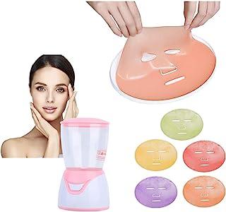 دستگاه ماسک صورت ، دستگاه ماسک ساز صورت Face Facial DIY Natural Fruit Vegetable Mask SPA مراقبت از پوست برای مراقبت از پوست گردن دست سینه