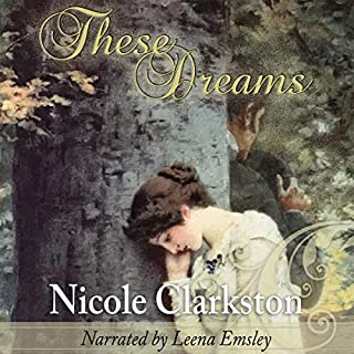 These Dreams: A Pride and Prejudice Variation                   By:                                                                                                                                 Nicole Clarkston                               Narrated by:                                                                                                                                 Leena Emsley                      Length: 26 hrs and 26 mins     4 ratings     Overall 4.5
