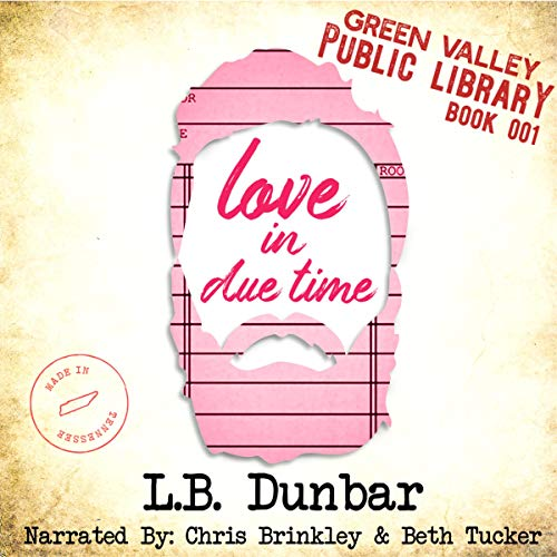 Love in Due Time audiobook cover art