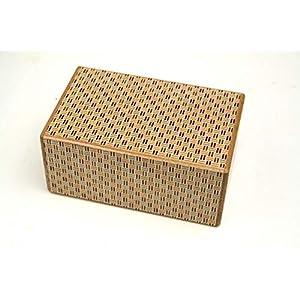 Japanese Puzzle Box 21+1steps Nikuzushi