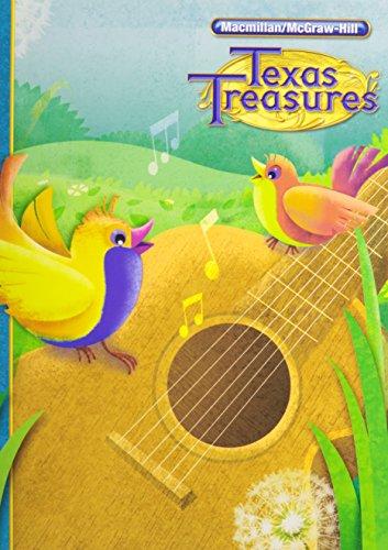 Texas Treasures Macmillan/McGraw-Hill Online Interactive Student Book A Reading Language Arts Program 2.2 (Treasures Reading Program)