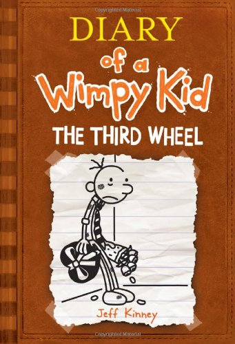Diary of a Wimpy Kid [Book]