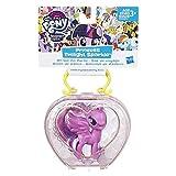 Hasbro My Little Pony Princess Twilight Sparkle Chica 1pieza(s) - Kits de figuras de juguete para niños (3 año(s), Chica, Multicolor, Animales, My Little Pony, Caja con ventana)