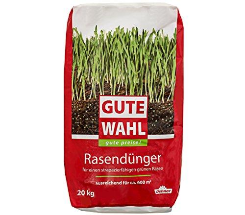 Dehner Gute Wahl Rasendünger, 20 kg, für ca. 600 qm