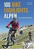 MTB-Touren Alpen: Bike Guide mit 100 Top-Touren für Mountainbiker. Die schönsten Touren: auswählen, planen, losfahren ... in den West- und Ostalpen, mit detaillierten Höhenprofilen und...