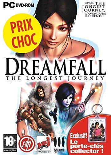 Dreamfall : The Longest Journey Porte-Clés Inclus [Edizione: Francia]