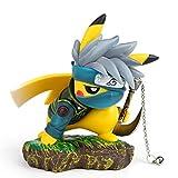 DOMAN Naruto Actions Figures GK Pikachu Cosplay Hatake Kakashi Figure Statues Collection Birthday Gifts PVC 4'