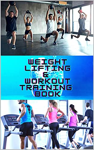 Weight Lifting & Workout Training Book