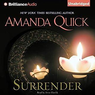 Surrender audiobook cover art