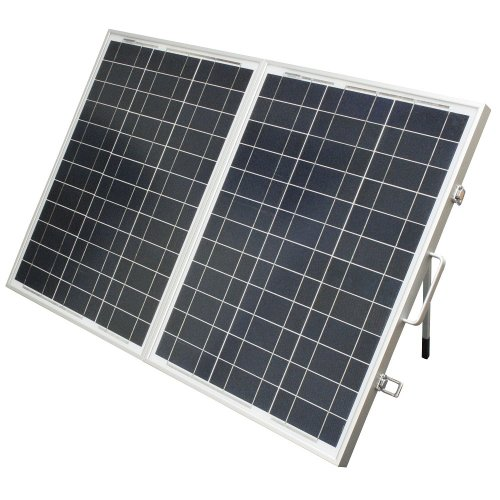 100WATT Solarkoffer inkl Laderegler