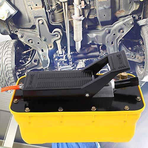 Voetpomp, luchtpomp, hydraulische pomp, luchtpomp, hydraulische pomp, luchtpomp, 75 mpa 10000 psi 2,3 l.