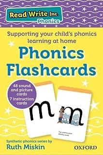 phonics flashcards read write inc