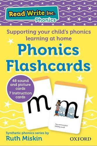 Read Write Inc. Home: Phonics Fl...