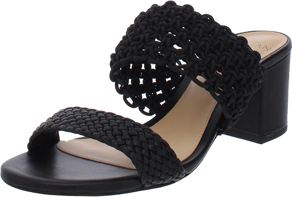 New item Alexandre Birman Womens Lanny 60 Slip Sandals Leather Heel On Max 71% OFF
