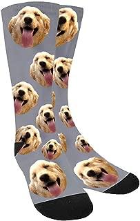 personalised socks photo