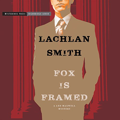 Fox Is Framed audiobook cover art