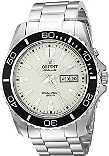 Orient Mens Automatic Stainless Steel Diving Watch