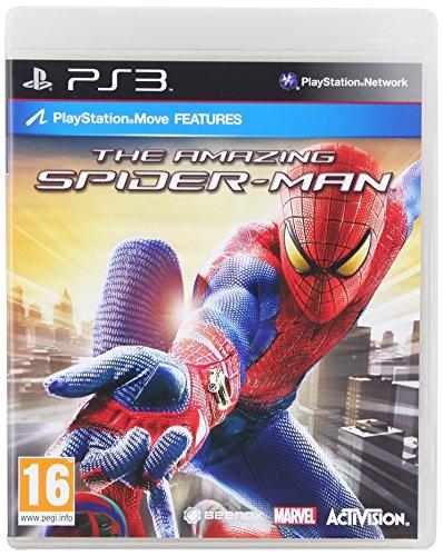Activision The Amazing Spider-Man - Juego (PlayStation 3, Acción / Aventura, T (Teen))