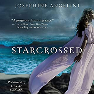 Starcrossed audiobook cover art