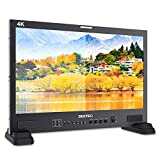 SEETEC LUT215 21.5 Inch Built in De Log 3D LUT Broadcast Studio Monitor 3G-SDI 4K HDMI Full HD 1920x1080 for Post and Live Production Broadcast